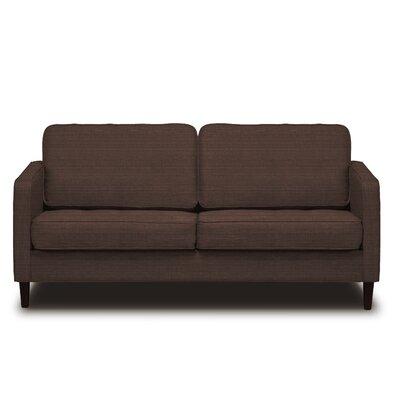 Hamilton Sofa Upholstery: Coffee