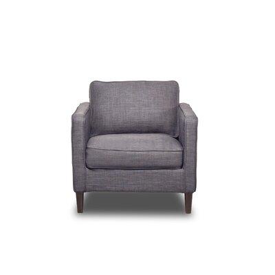 Hamilton Armchair Upholstery: Flannel Grey