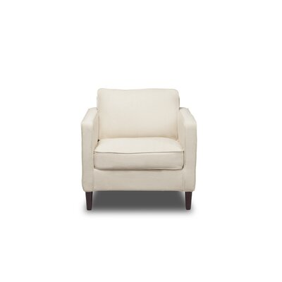 Hamilton Armchair Upholstery: Glacier