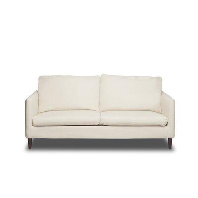 Crosby Sofa Upholstery: Glacier