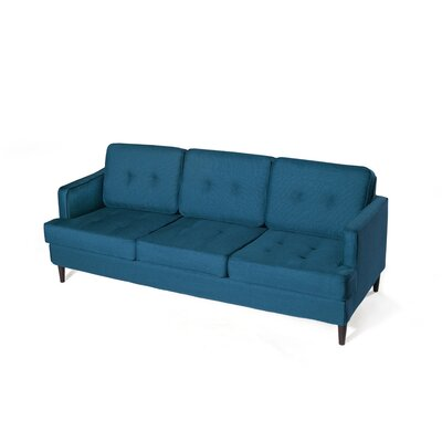Durham Sofa Upholstery: Peacock