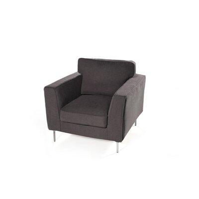 Blake Armchair Upholstery: Ash Grey