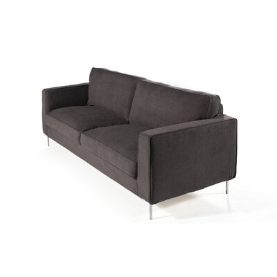 Blake Sofa Upholstery: Ash Grey