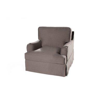 Delaney Armchair Upholstery: Fog
