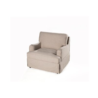 Delaney Armchair Upholstery: Sand