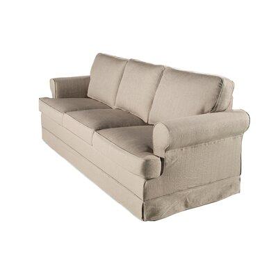 Everett  Sofa Upholstery: Ricepaper
