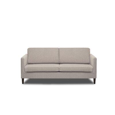 Axis Sofa Color: Cotton Flax