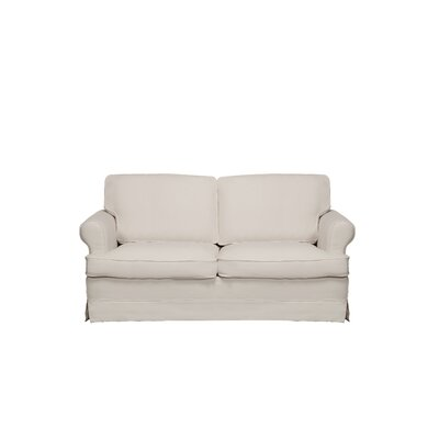 Spencer Sofa Upholstery: Light Grey