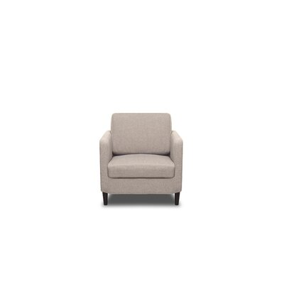 Axis Armchair Upholstery: Cotton Flax