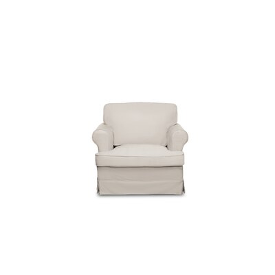 Spencer Armchair Upholstery: Light Grey