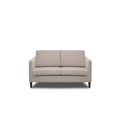 Axis Loveseat Upholstery: Cotton Flax