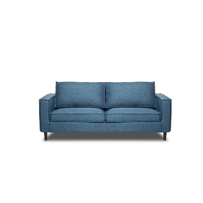 Harlowton Sofa Upholstery: Aqua