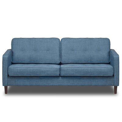 Franklin Sofa Upholstery: Aqua