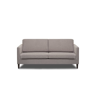 Axis Sofa Color: Mink
