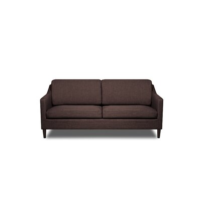 Decker Sofa Upholstery: Coffee