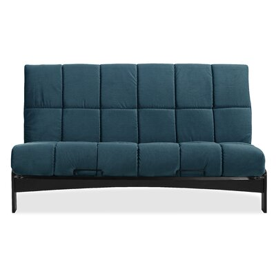 New York Futon and Mattress Color: Indigo