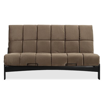 New York Futon and Mattress Color: Ash