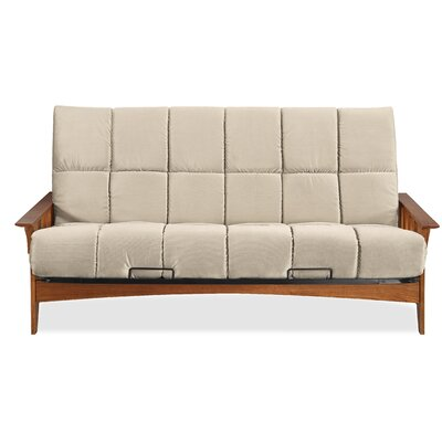 Seattle Futon and Mattress Color: Biscuit