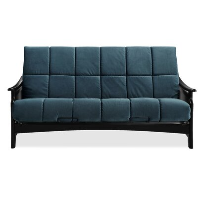 San Diego Futon and Mattress Color: Indigo