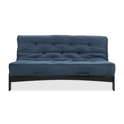 New York Futon and Mattress Color: Midnight Blue