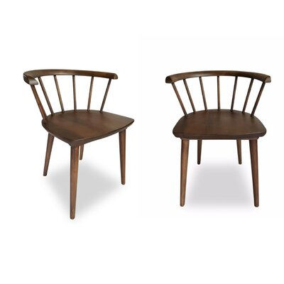 Mabel Solid Wood Dining Chair