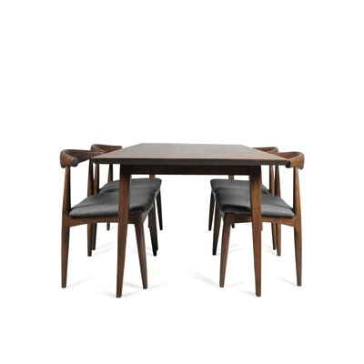 Adira 5 Piece Dining Set