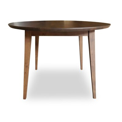 Fiona Dining Table Top Color: Walnut
