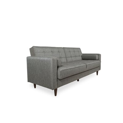Barbara Sleeper Sofa Upholstery: Willow Gray