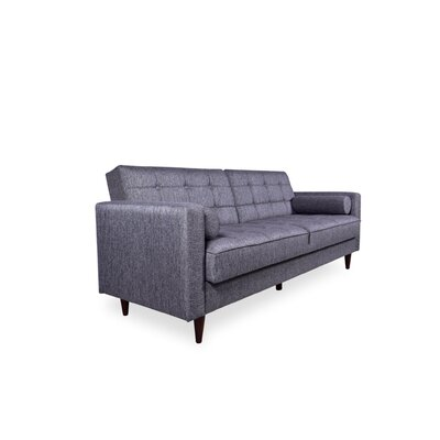 Barbara Sleeper Sofa Upholstery: Ash Gray