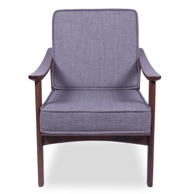 Shutesbury Armchair Upholstery: Willow Gray