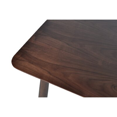 Torino Dining Table Size: 30 H x 35 W x 64 L