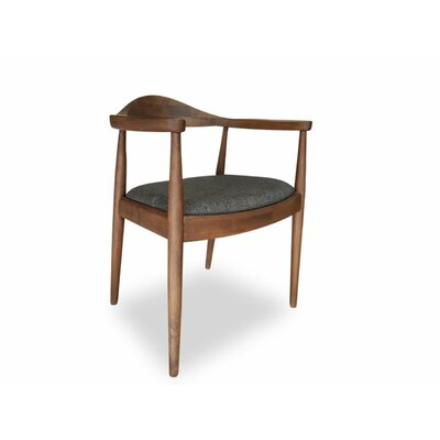 Charles Solid Wood Dining Chair