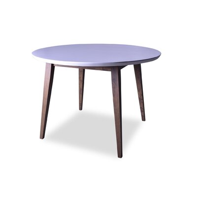 Fiona Dining Table Top Color: White