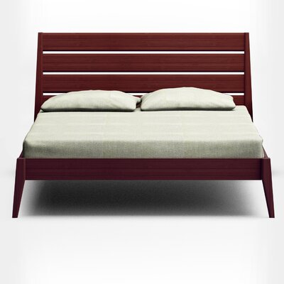 Rick Queen Sleigh Bed