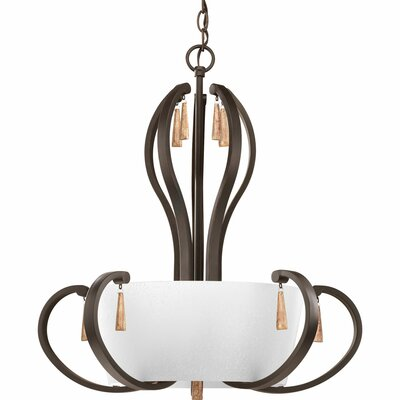 Catharine 5-Light Bowl Pendant