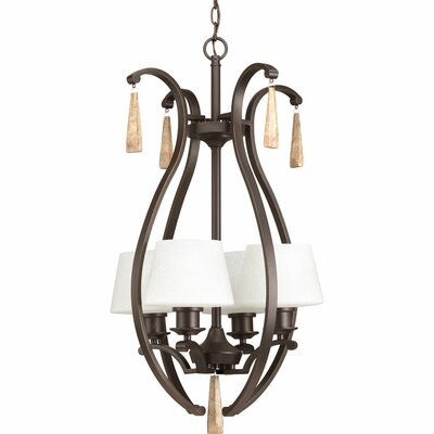 Catharine 4-Light Foyer Pendant