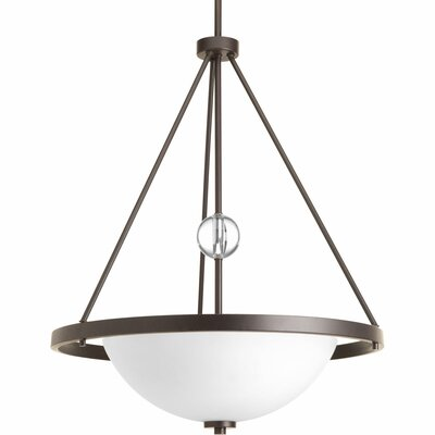 Compass 3-Light Inverted Pendant