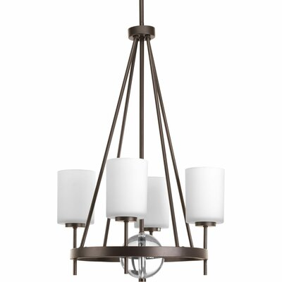 Fairbanks 4-Light Foyer Pendant