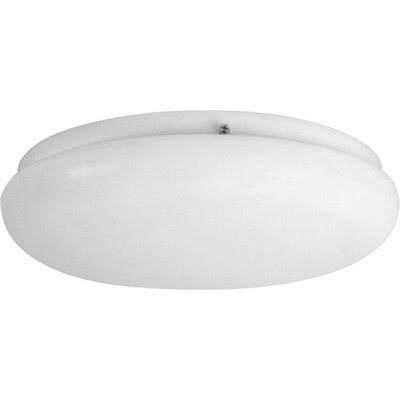 Charandeep 3-Light Semi Flush Mount