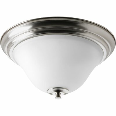 Cantata 2-Light Flush Mount