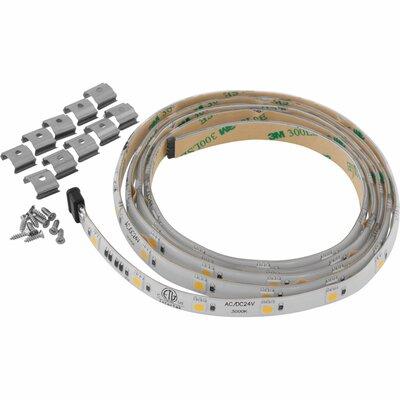 Hide-a-Lite LED Under Cabinet Tape Light Size: 60