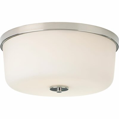 Garan 2-Light Flush Mount