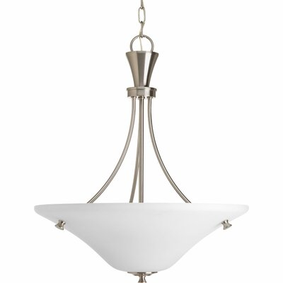 Cantata 3-Light Foyer Pendant