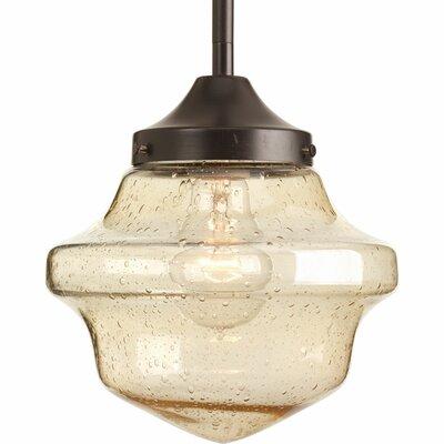 Brenneman 1-Light Globe Pendant Size: 9 H x 8 W x 8 D