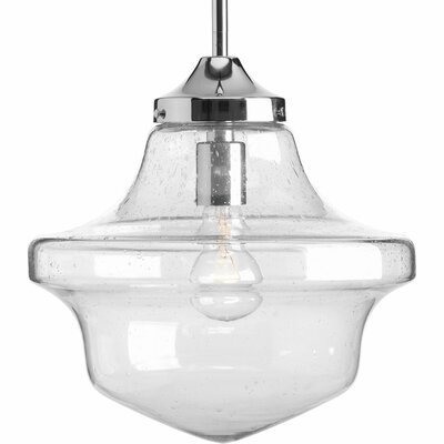 Brenneman 1-Light Globe Pendant