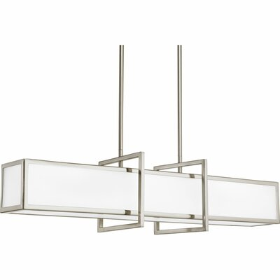 Ceasar 4-Light Foyer Pendant