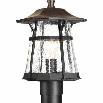 Triplehorn 1-Light Antique Lantern Head in Espresso ACOT8751 40420180
