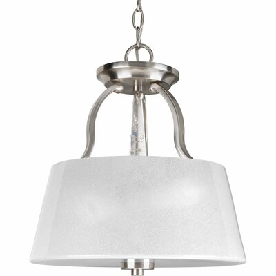 Maddie 3-Light Semi Flush Mount