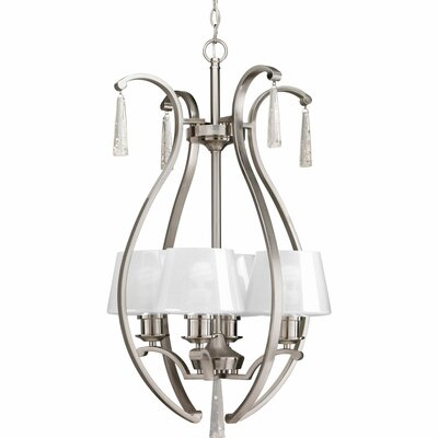 Dazzle 4-Light Foyer Pendant