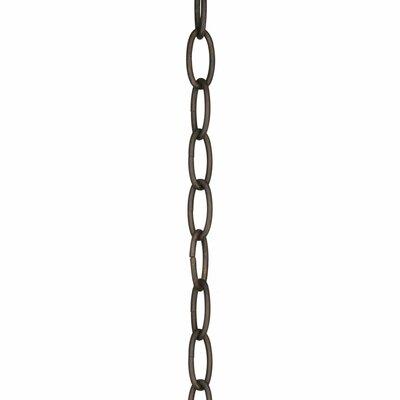 10' of 9 Gauge Chain Finish: Roasted Java
